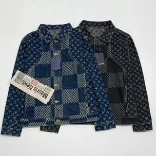 ルイヴィトン(LOUIS VUITTON)の新製品Nigo HumanVirgilデニムジャケット(Gジャン/デニムジャケット)
