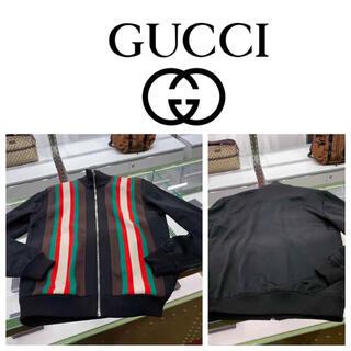 Gucci - GUCCI ストライプ ジャケット