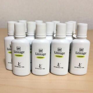 LISSAGE - ☆新品未使用☆リサージ UVプロテクトヴェイル(ルーセント) 見本品 12本