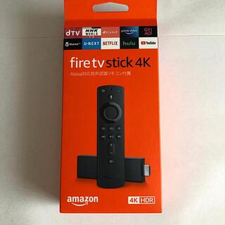 トウシバ(東芝)のAmazon firetv 4k(映像用ケーブル)