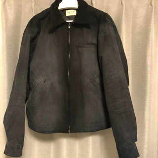 FEAR OF GOD CANVAS WORK JACKET M 6TH M