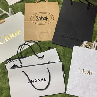 SABON - ショップ袋