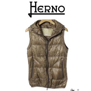 ヘルノ(HERNO)のHERNOダウンベスト(ダウンベスト)