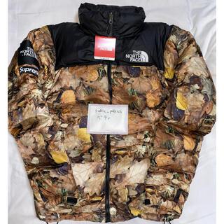 シュプリーム(Supreme)のsupreme  north face nuptse jacket ヌプシ S(ダウンジャケット)