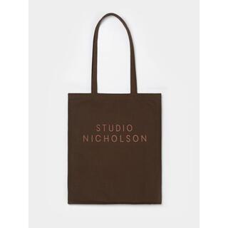 1LDK SELECT - STUDIO NICHOLSON Canvas Small Tote