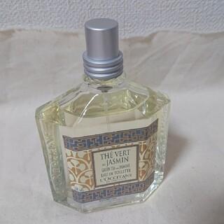 ロクシタン(L'OCCITANE)のロクシタン 限定 オードトワレ ジャスミングリーンティ(香水(女性用))