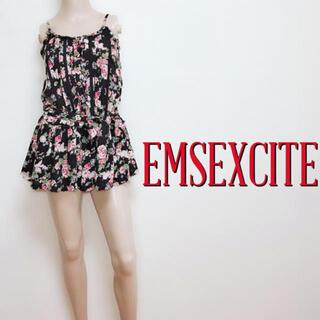 エムズエキサイト(EMSEXCITE)の必需品♪エムズエキサイト スカートパンツオールインワン♡ダズリン リエンダ(オールインワン)