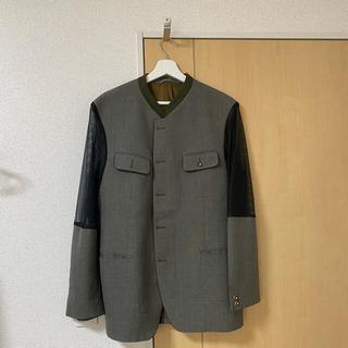 トーガ(TOGA)のnoill tokyo ドッキングテーラードジャケット(テーラードジャケット)