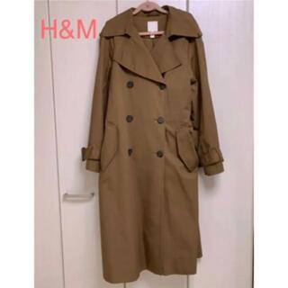 エイチアンドエム(H&M)の● sale ●h&m トレンチコート キャメル S(トレンチコート)