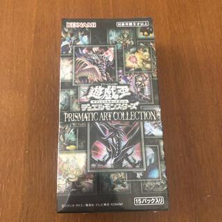 コナミ(KONAMI)の遊戯王未開封シュリンク付PRISMATIC ART COLLECTION  1箱(Box/デッキ/パック)