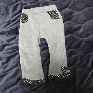 90サイズ 女の子 長ズボン パンツ(パンツ/スパッツ)