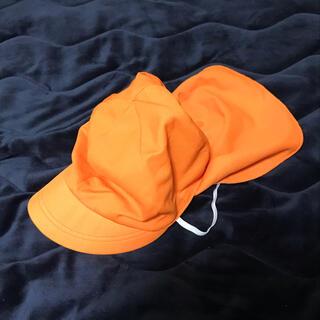 日除け付き帽子 保育園(帽子)