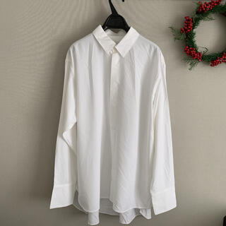 STUDIOUS - 【新品未使用】Lui's 20aw ビッグダブルカフスドレスシャツ