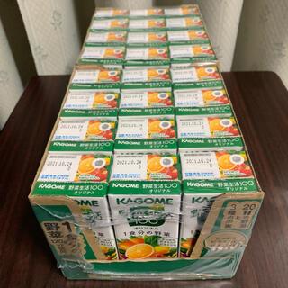 カゴメ(KAGOME)のカゴメ 野菜生活 24本セット(ソフトドリンク)