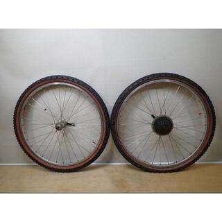 シマノ(SHIMANO)の■Araya TM-820 rim + GT STX RC hub wheel■(パーツ)