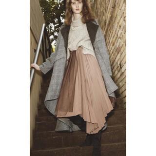 ラベルエチュード(la belle Etude)のラベルエチュード プリーツスカート (ロングスカート)