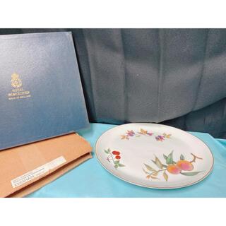 ロイヤルウースター(Royal Worcester)の未使用 ロイヤルウースター 大皿 ROYALWORCESTER (食器)