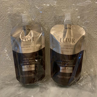 エリクシール(ELIXIR)のエリクシールアドバンスド 乳液 しっとり レフィル  詰め替え  エリクシール(乳液/ミルク)