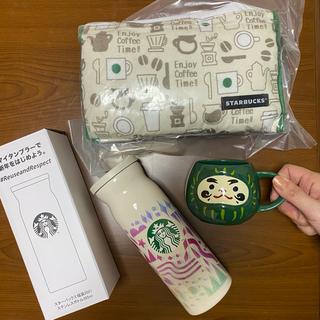 スターバックスコーヒー(Starbucks Coffee)のスタバ 福袋 フラペチーノタンブラー(タンブラー)