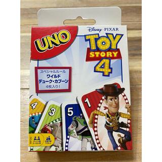 UNO ◆トイストーリー4 ディズニー 限定 新品