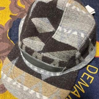 ダブルアールエル(RRL)の新品ラルフローレンRRL Wool Hunting CAP ウール ハンティング(キャップ)