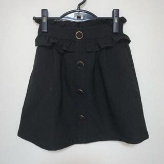 【処分価格】park スカート(ミニスカート)