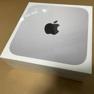 Apple - 【新品未開封・クーポン可】M1 Mac mini 2020 8コア 基本構成