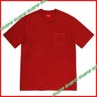 シュプリーム(Supreme)のSupreme Overdyed Pocket Tee Tシャツ(Tシャツ/カットソー(半袖/袖なし))
