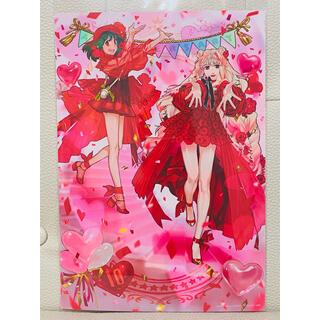 マクロス(macros)のオシャレマクロス マクロスF アートカード シェリル オシャレマクロス10(キャラクターグッズ)