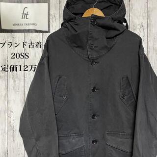 MIHARAYASUHIRO - 【美品】MIHARA YASUHIRO ミハラヤスヒロ ロングコート 定価12万