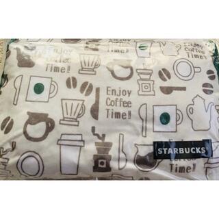 スターバックスコーヒー(Starbucks Coffee)のスターバックス スタバ 福袋 2021年 トライアングルクッション 枕(クッション)