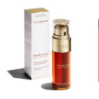 クラランス(CLARINS)のクラランスダブルセーラムEX 50ml(美容液)