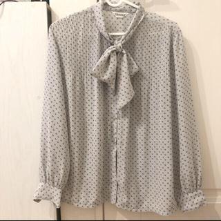 韓国 ファッション ブラウス(シャツ/ブラウス(長袖/七分))