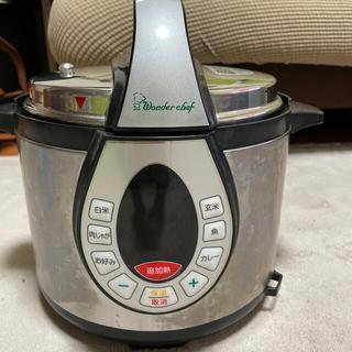 ワンダーシェフ(ワンダーシェフ)のワンダーシェフ4L 電気圧力鍋(調理機器)