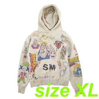 レディメイド(LADY MADE)のsize XL saint michael SM-S21-0000-044 (パーカー)