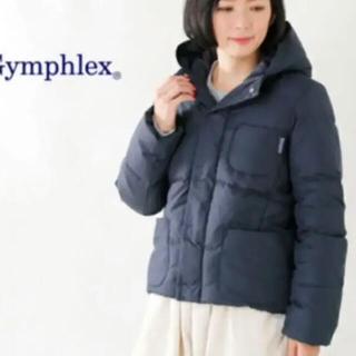 ジムフレックス(GYMPHLEX)のGymphlex  ダウンジャケット 黒(ダウンジャケット)