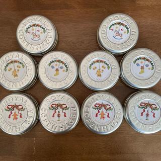 ロイヤルコペンハーゲン(ROYAL COPENHAGEN)のロイヤルコペンハーゲン紅茶10缶セット(茶)