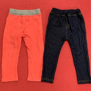 子供服 ズボン 80 2点セット(パンツ)