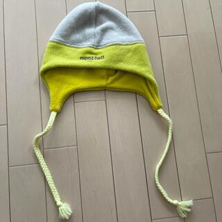 モンベル(mont bell)の新品★モンベル  ニット帽 帽子 ニット帽子 スキー キッズ(帽子)