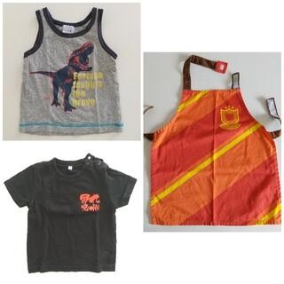ハッカベビー(hakka baby)の90cm☆3枚セット(Tシャツ/カットソー)