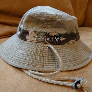 ダブルビー(DOUBLE.B)のダブルB MIKI HOUSE  帽子 ハット キャップ(帽子)