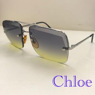 Chloe - 値下げ 美品 クロエ Chloe グラデーションサングラス