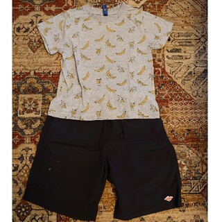 マーキーズ(MARKEY'S)のマーキーズ Tシャツ ハーフパンツ(Tシャツ/カットソー)