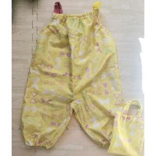 アカチャンホンポ(アカチャンホンポ)のお砂場着オーバーオール 子供服(その他)