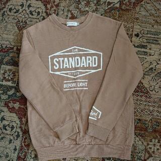 ザショップティーケー(THE SHOP TK)のTHE SHOP TK スウェットトレーナー 150(Tシャツ/カットソー)