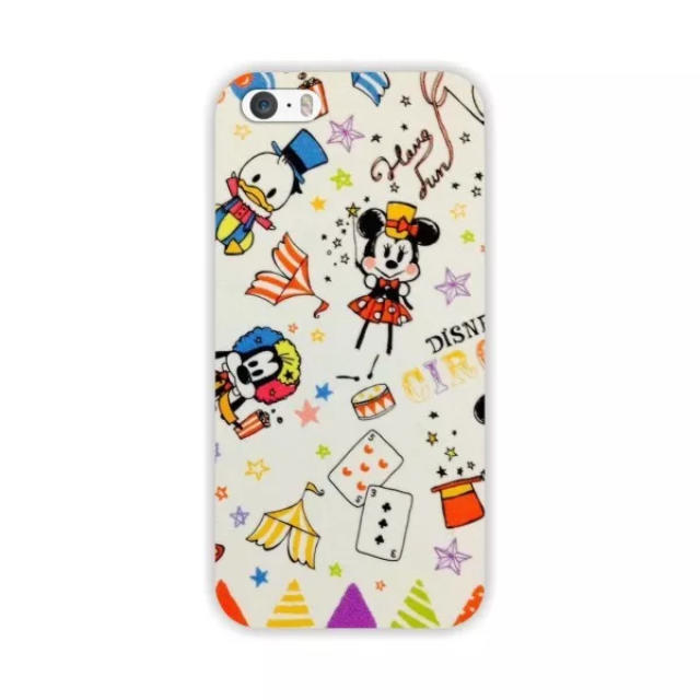 Disney Iphone6ケース 手描き風イラスト ミニーの通販 By Reikos