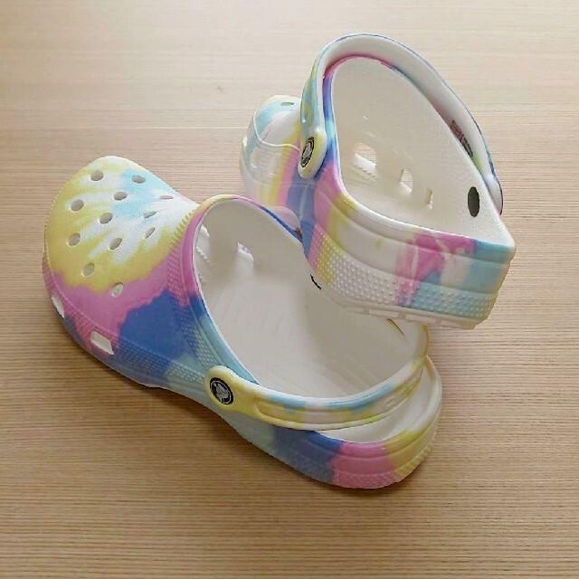 crocs(クロックス)の27cm クロックス 新品 メンズの靴/シューズ(サンダル)の商品写真