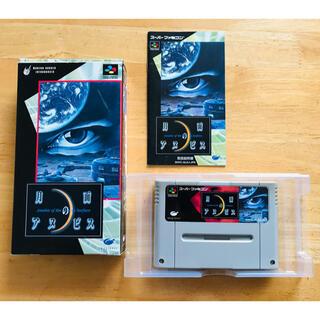 スーパーファミコン(スーパーファミコン)の月面のアヌビス(家庭用ゲームソフト)