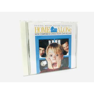 【廃盤】映画『ホームアローン』サントラCD/ジョンウィリアムズ/美品/国内盤(映画音楽)