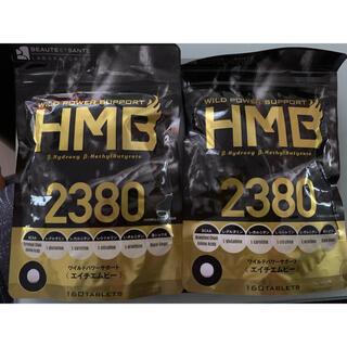 HMB 2袋 ダイエット プロテイン(エクササイズ用品)